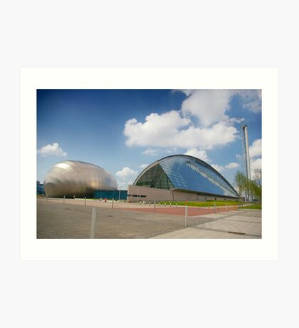 IMAX and Science Centre Art Print