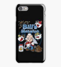 Bill's Mansion iPhone Case/Skin