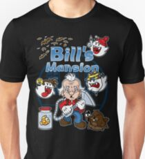 Bill's Mansion Unisex T-Shirt