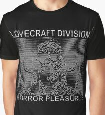 Lovecraft Division Graphic T-Shirt