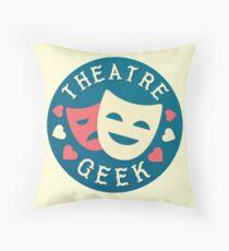 theatre geek Floor Pillow