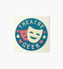 theatre geek Art Board