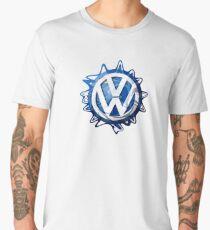 VW look-a-like logo  Men's Premium T-Shirt