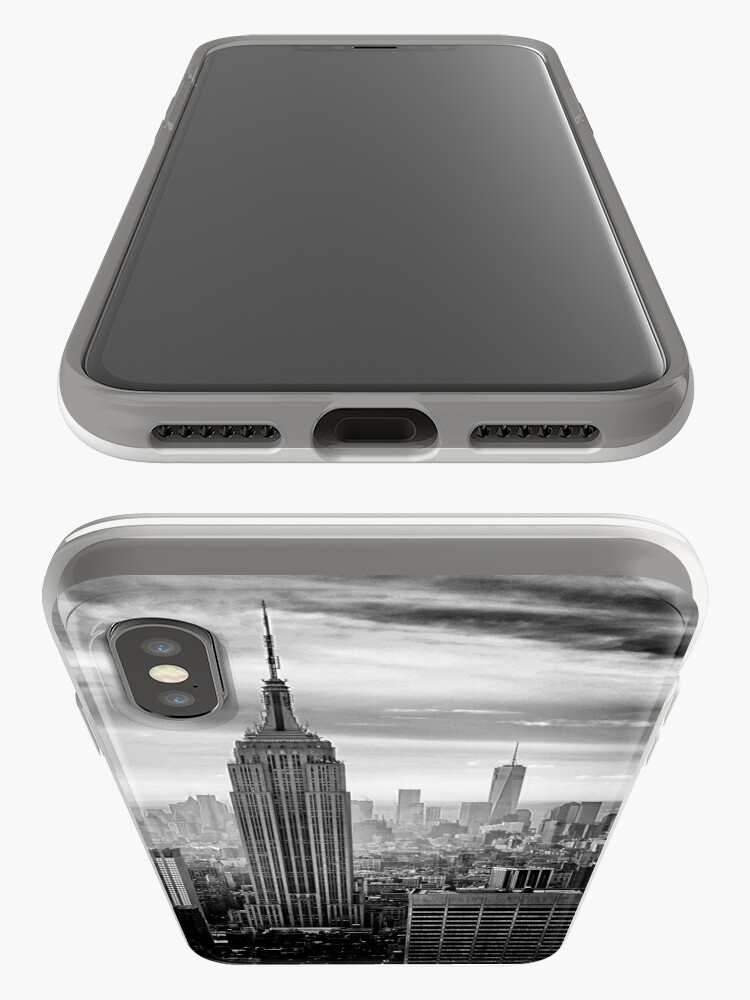 Alternate view of New York City Skyline iPhone Case & Cover
