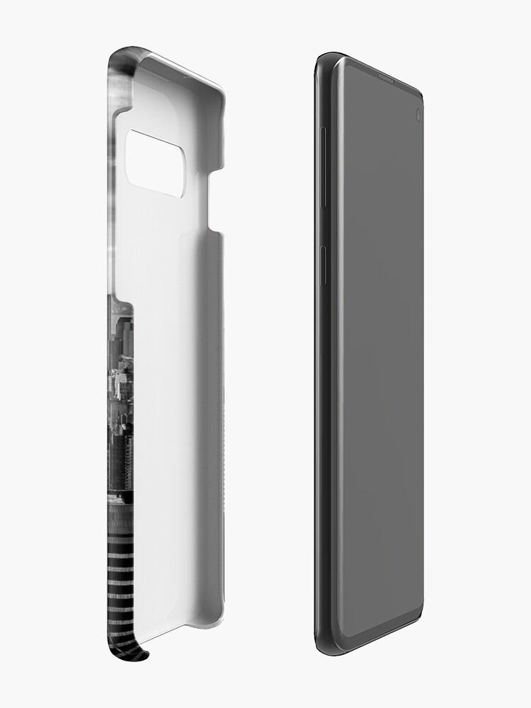Alternate view of New York City Skyline Case & Skin for Samsung Galaxy