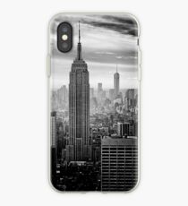 New York City Skyline iPhone-Hülle & Cover