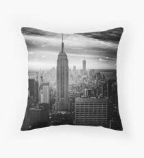 Cojín Skyline de la ciudad de Nueva York