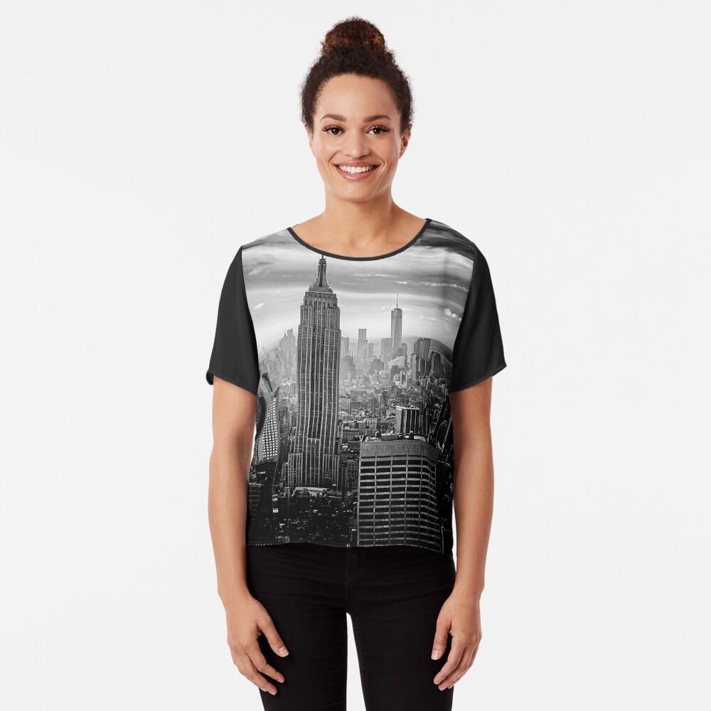 Skyline de la ciudad de Nueva York Blusa
