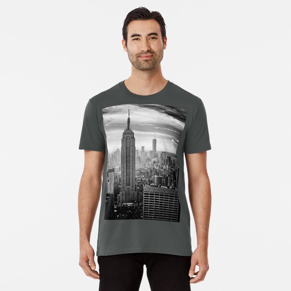 New York City Skyline Premium T-Shirt