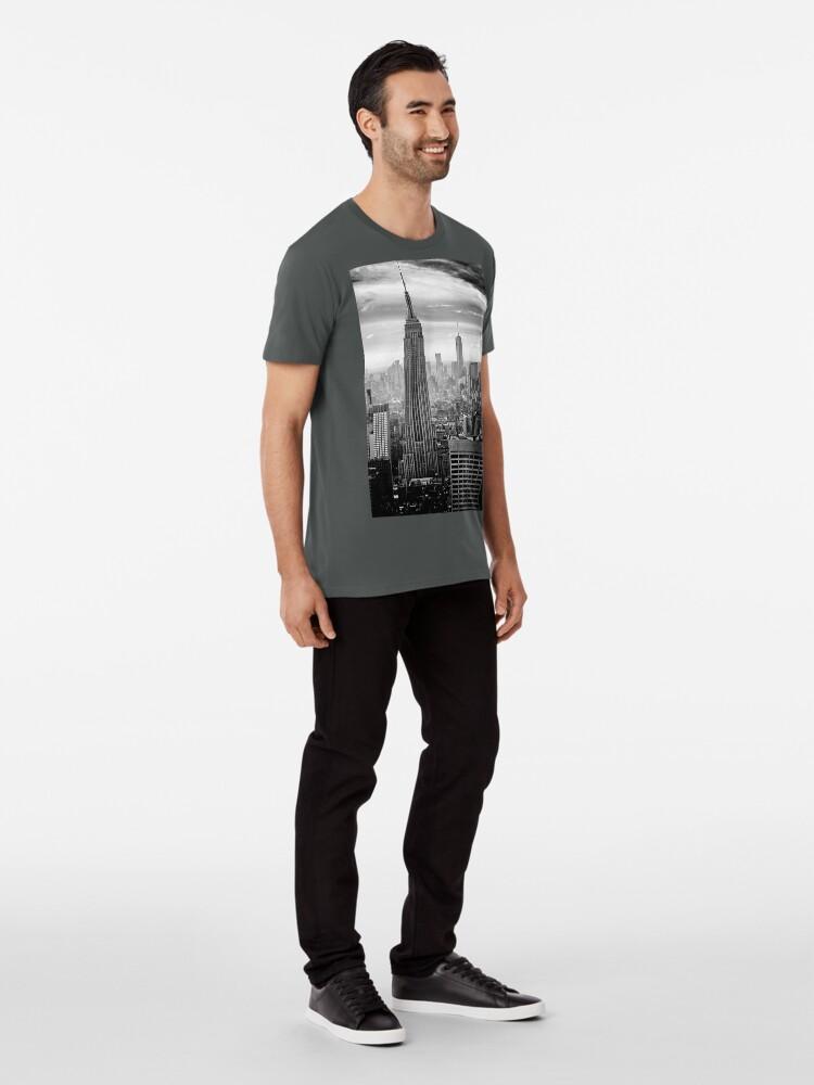 Alternate view of New York City Skyline Premium T-Shirt