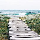When I Need My Happy Place, I Go by Neli Dimitrova