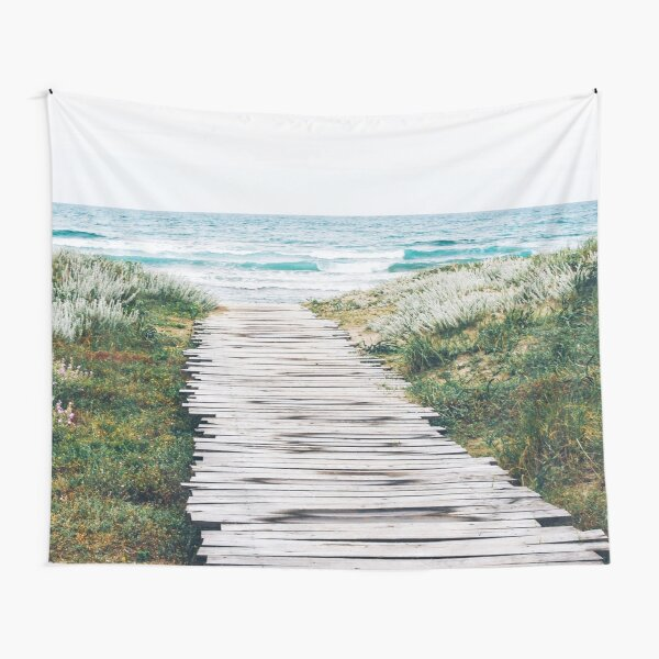 When I Need My Happy Place, I Go Tapestry