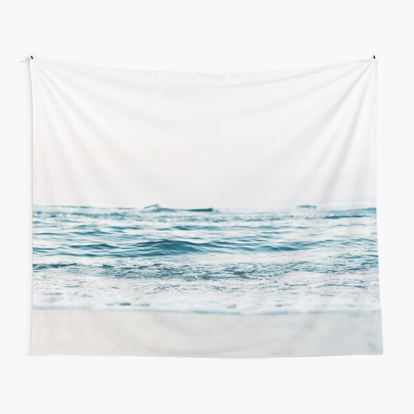 Kiss Me Like A Wave Tapestry