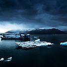 Iceland Photography #tapestry #block by Neli Dimitrova