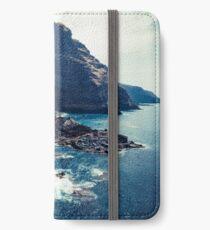 Wild Coast - Tijarafe - La Palma - Canary Islands iPhone Wallet/Case/Skin