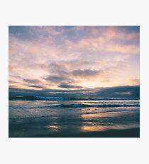 Sunrise Ocean Photographic Print