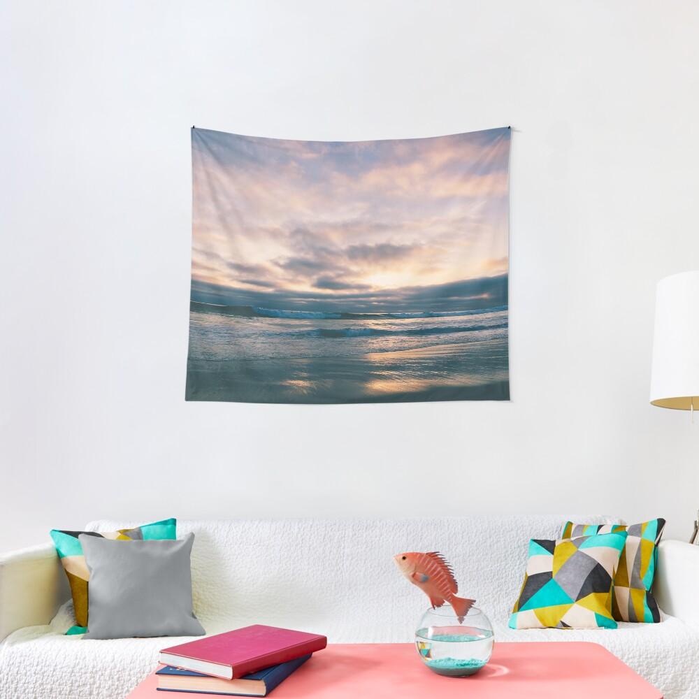 Sunrise Ocean Tapestry
