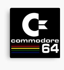 commodore 64 Canvas Print