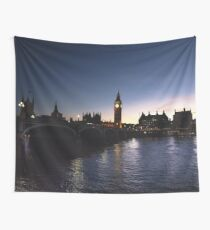 London Photography #tapestry #redbubble Wall Tapestry