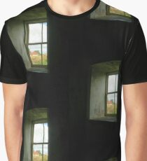 Window to the world. Graphic T-Shirt