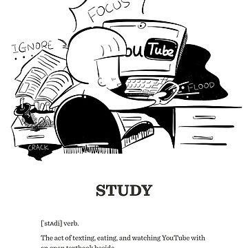 True Definition 'STUDY' by JingGu