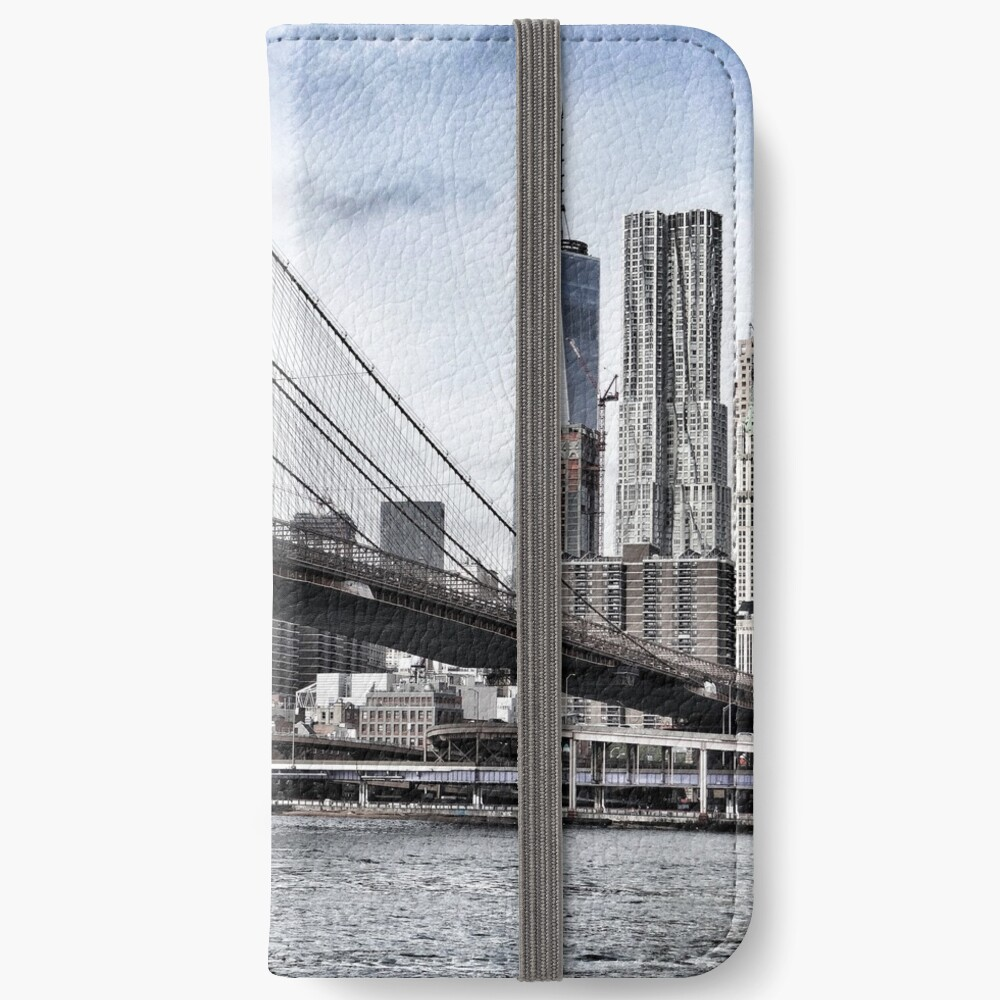 NYC #tapestry #decor #trending iPhone Wallet