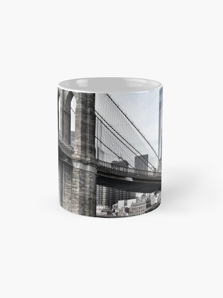 Alternate view of NYC #tapestry #decor #trending Mug