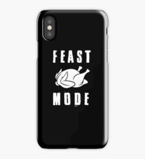 Feast mode funny  T-shirt iPhone Case/Skin