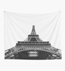 Eiffel Tower, Paris #tapestry #redbubble Wall Tapestry