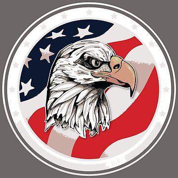 AMERICAN EAGLE by Massucci