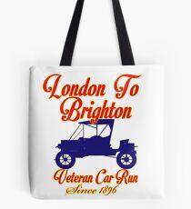 London to Brighton Tote Bag