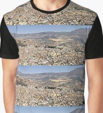The Medina, Fes Graphic T-Shirt