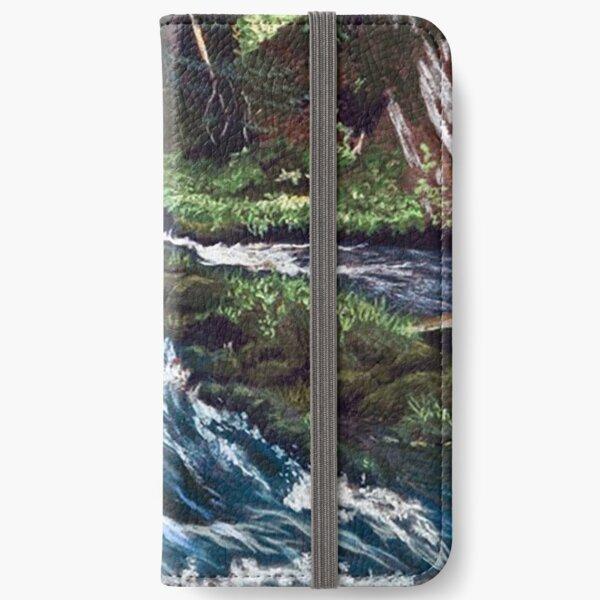 Blackriver Falls iPhone Wallet