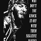 Kelly's Heroes - Oddball Says (white decal) by ArtAvenell