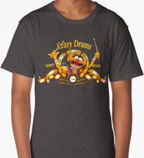 Crazy Drums Long T-Shirt