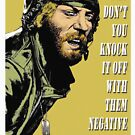 Kelly's Heroes - Oddball Says by ArtAvenell