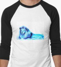 Blue Lion Baseball ¾ Sleeve T-Shirt
