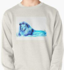 Blue Lion Pullover Sweatshirt