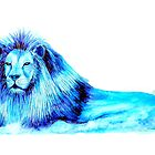 Blue Lion by Linda Callaghan