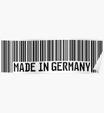 Made In Germany Poster
