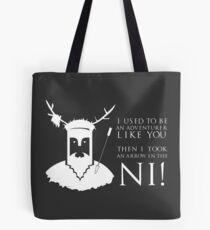 Arrow in the NI! Tote Bag