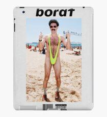 borat frank ocean parody iPad Case/Skin