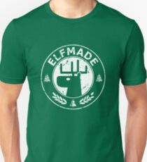 Christmas - Elf Made (Green) T-Shirt