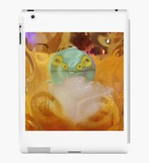Babo Eyeing Up A Drink iPad Case/Skin