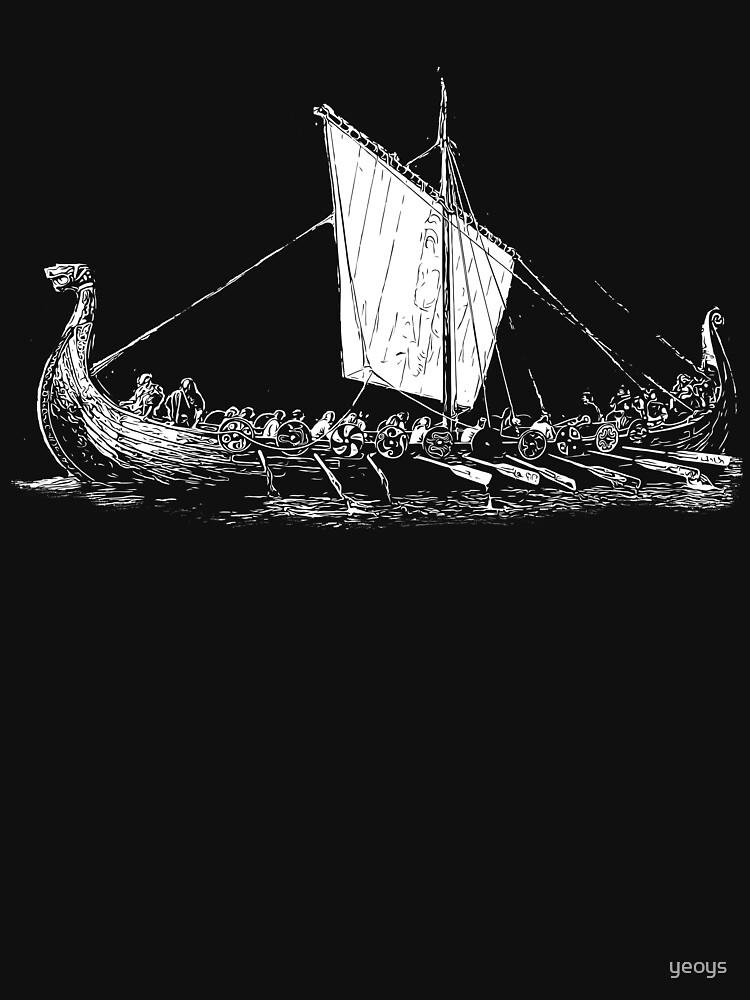 Viking Motive > Viking Boat > Long Boat by yeoys