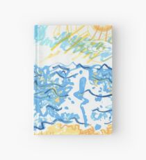 Chalk Water Hardcover Journal