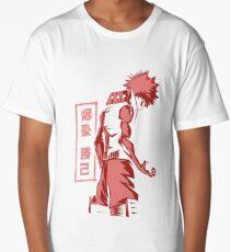 Camiseta larga KATCHAN