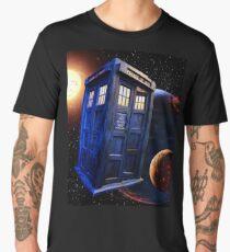 Time Flight 3 Men's Premium T-Shirt