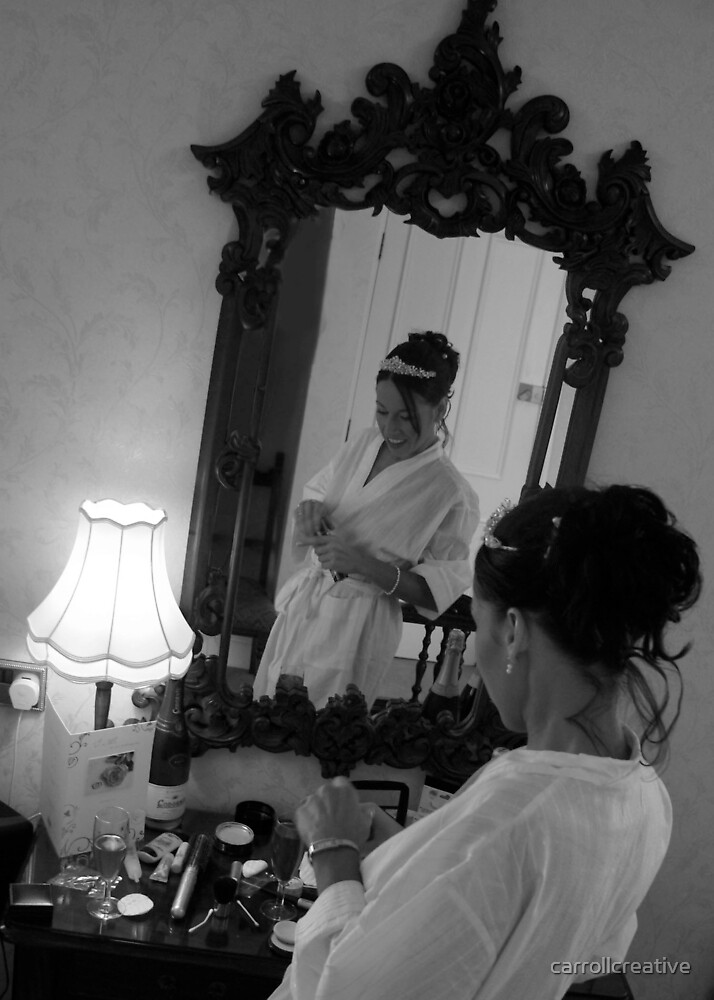 Mirror Mirror on the Wall... by carrollcreative