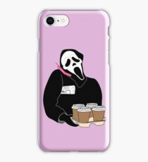 Ghost Face iPhone Case/Skin